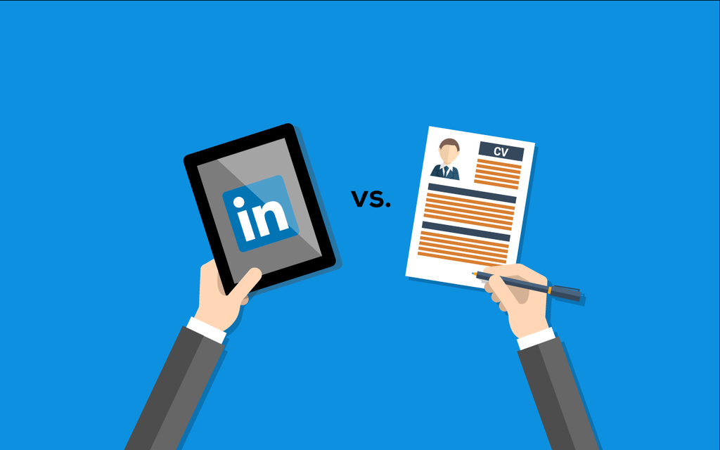 LinkedIn versus a Resume…What's the difference?